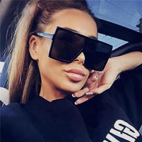 Oversized Shades Sunglasses