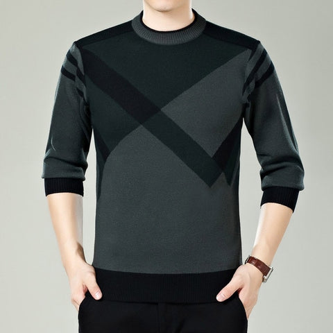 Winter Round neck Knitted Sweaters