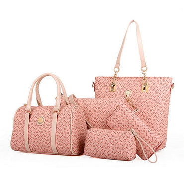 PU Leather Purse Handbag