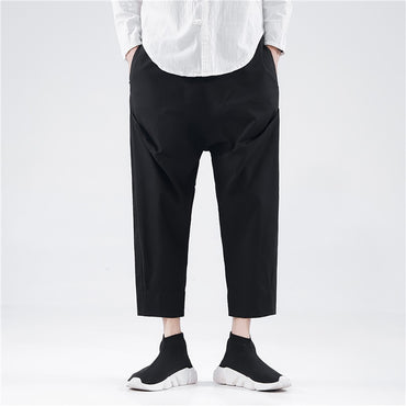 Straight Men Pants Fashion Pant