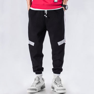 New Fashion Jogger Men's Jogger Pants Hip Hop Straight Pants