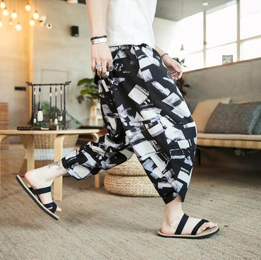 Harem Loose Pants Men Joggers