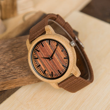 Luxury Top Brand Design Watch  Wood Wristwatches