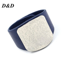 Personality Leather Bracelet & Bangle