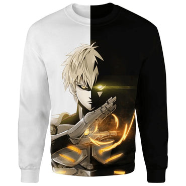 Anime Genos One-Punch  3D Hoodies