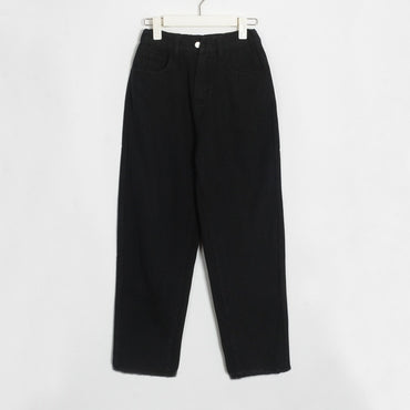 Solid Casual Women's Pants
