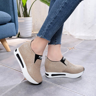 Thick Bottom Flat Shoes