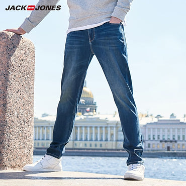 Soft Stretch Slim Fit Jeans