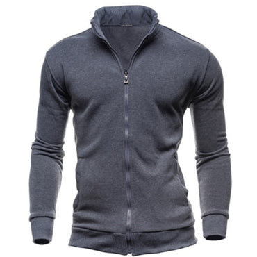 Zipper Fitness Hoodies
