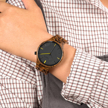Bamboo Wristwatches Wood Watch