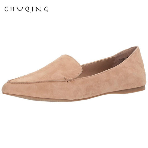 Casual Loafers Flat Shoes