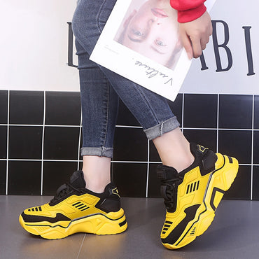 Plush Keep Warm Wedge Platform shoes & sneakers