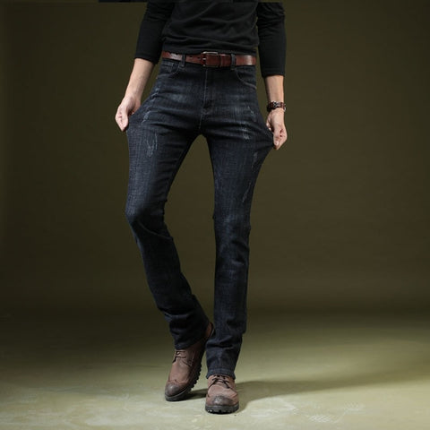 Stretch Denim Jeans