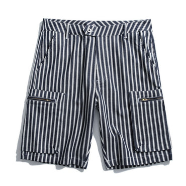 Vintage Runners Striped Shorts