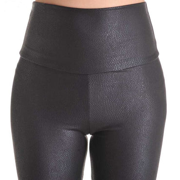 Stretch Sexy Legging Faux Leather Legging