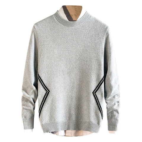 Casual Long Sleeve Knitting Sweaters
