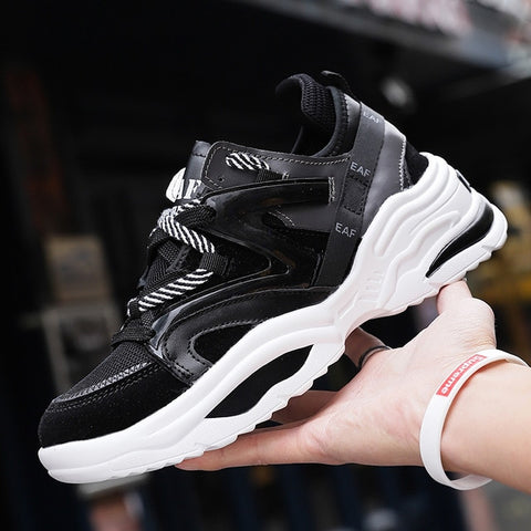 Breathable Mesh Casual Shoes & Sneakers