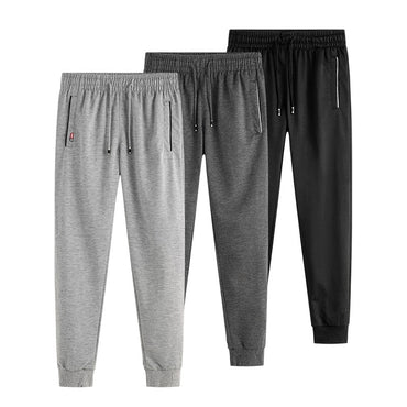 Joggers Fitness Workout Trousers  Elastic Cotton Streetwear Hip Hop Casual Pants