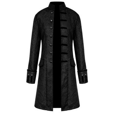 Vintage Tailcoat Jacket Gothic Daxie Frock Jackets & Coats