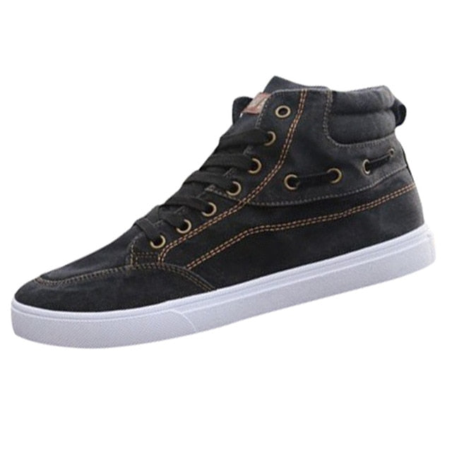 High-Top Sneakers Breathable  Footwear Shoes & Sneakers