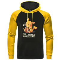 Casual  Anime Pokemon Pullover Hoodies