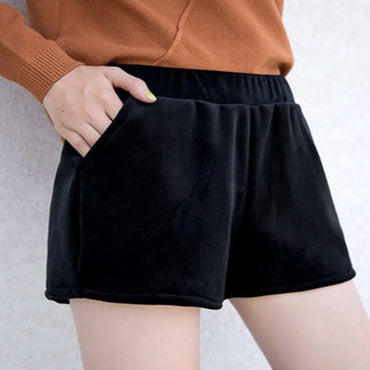 Elastic Band Shorts