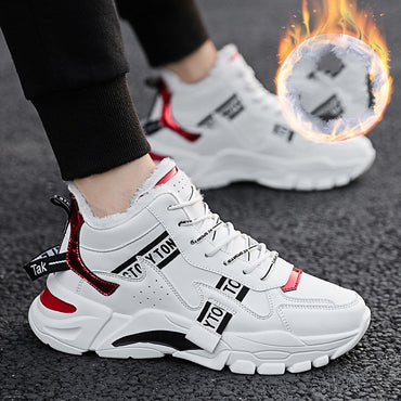 Thick Bottom Non-slip Warm Shoes & Sneakers