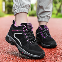 Comfortable Outdoor Hiking Casual Non-slip Lace-up Walking Shoes & Sneakers