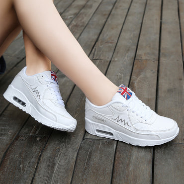 Air Cushion Sports Breathable Shoes & Sneakers