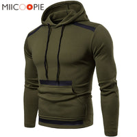 Long Sleeve Casual Military Camo Pocket Pullovers Hoodies