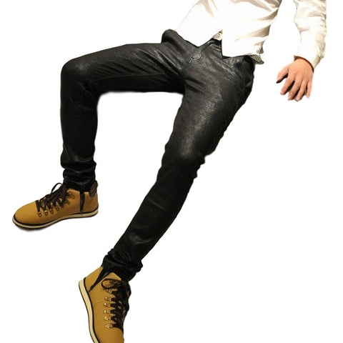Cool Waxed Jeans
