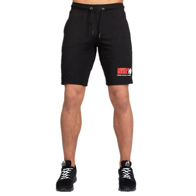 Fitness Bodybuilding Breathable Quick Drying Short