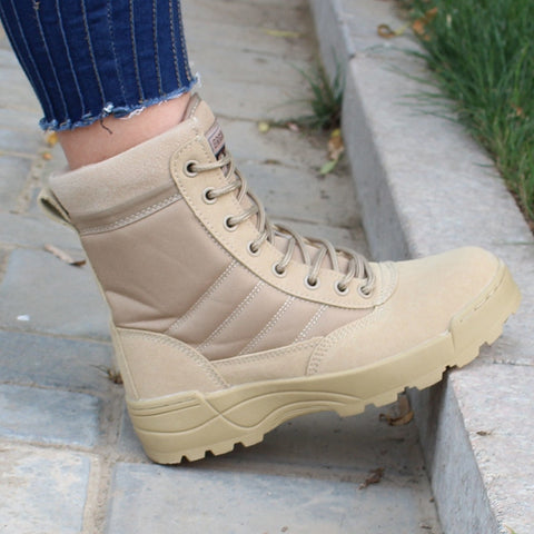 Desert Tactical Military Boots