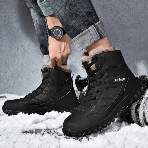 Outdoor Anti-skiing Boots