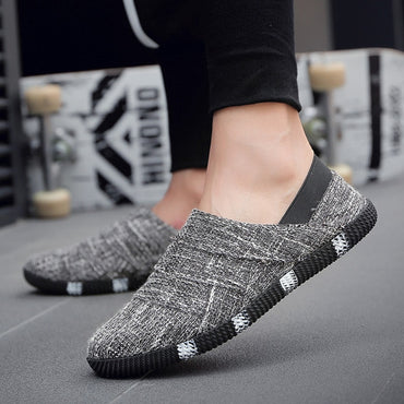 Breathable Lace Up Casual Shoes & Sneakers