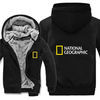 National Geographic Channel Hoodies