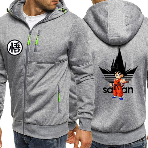 Super Saiyan Anime Hoodies