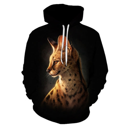 Long Sleeve Trendy Style Hoodies