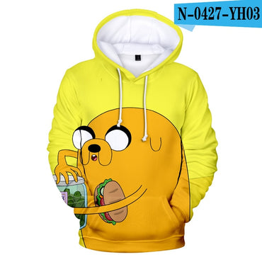 United States Cartoon Hoodies