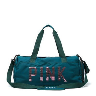 PINK Letters Training Handbags