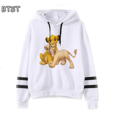 Lion King Oversized Hoodie