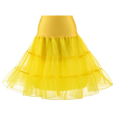 High Waist Gauze Tutu Ballet Skirt