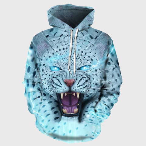3D Print Lion King Pullover hoodies