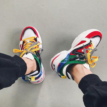 Casual Colorful Dad Shoes & Sneakers