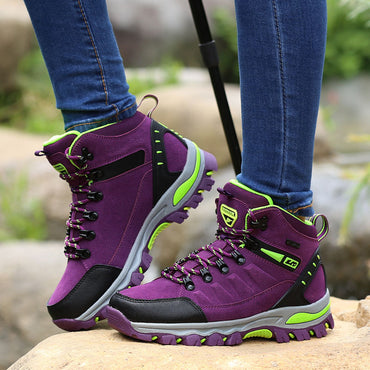 Waterproof Outdoor Sports Trekking Boots