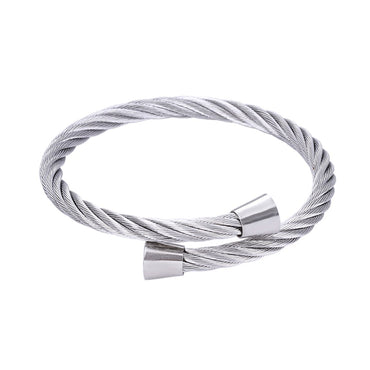 Stainless steel bracelet ring set Bracelets & Bangles