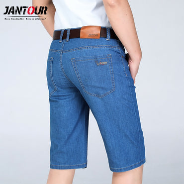 Denim Shorts Slim Casual Summer Jeans