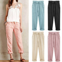 Casual Jogger Dance Harem Loose Sport Pants