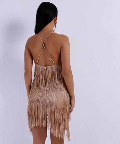 Sexy V Neck Off Shoulder Cross Jumpsuits