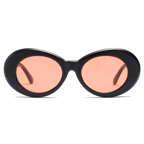 Retro Round Eyeglasses Trend outdoor Personality Sunglasses